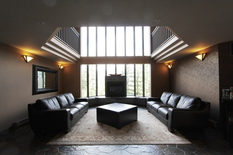 Whistler Marquise Lobby