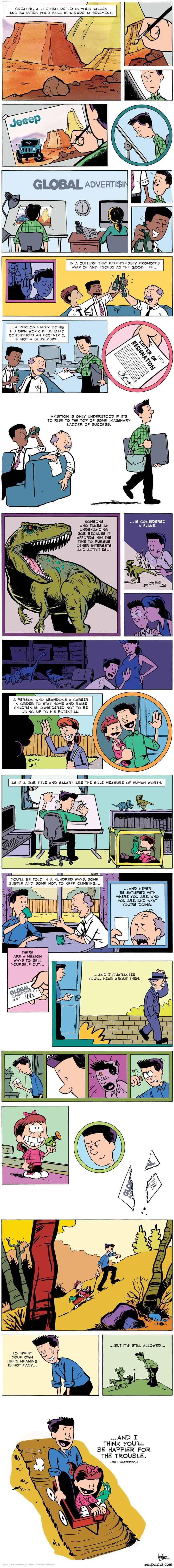Watterson Comic