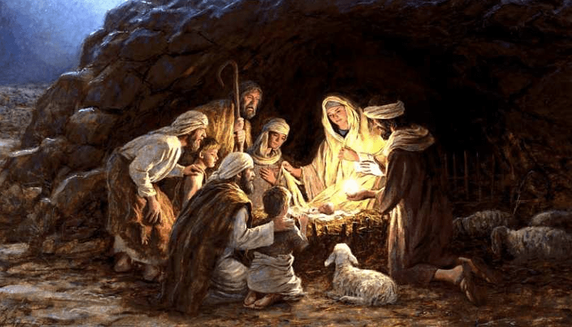 Three Stories of Jesus' Birth