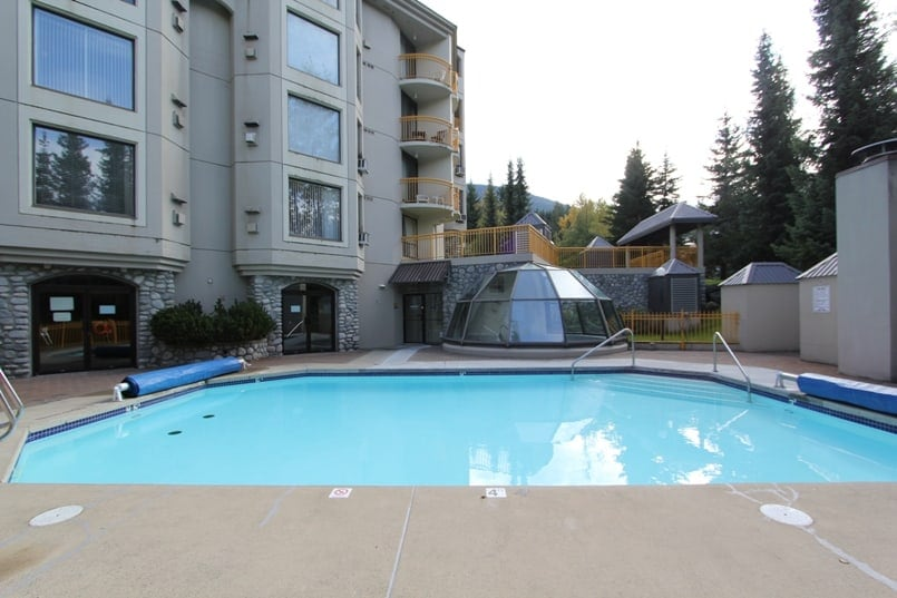 Whistler Marquise Pool