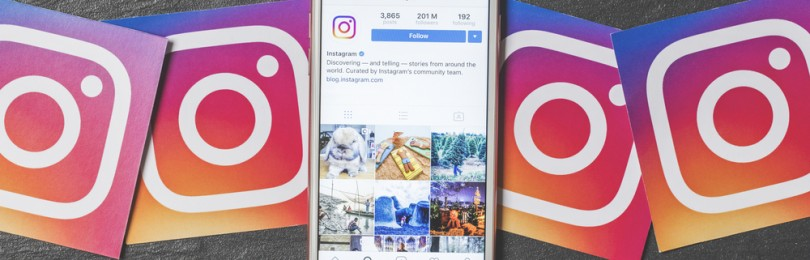 Zoomer la photo profil Instagram