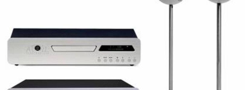 Lecteur CD Atoll CD 100 SE   amplificateur Atoll IN 100 SE   Enceintes Elipson Planet L