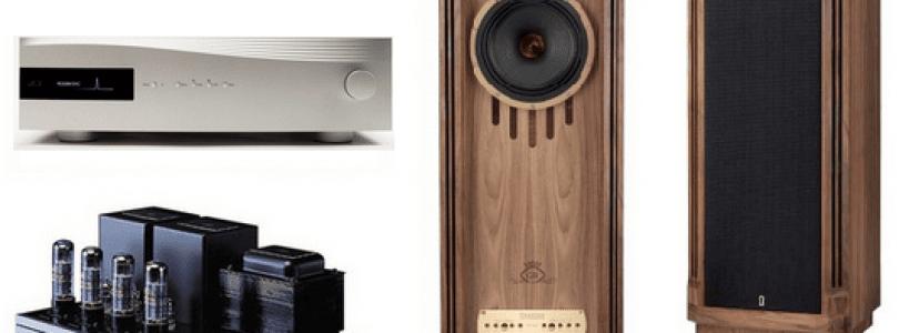 Convertisseur N/A DCS Rossini – Amplificateur Air Tight ATM1S – Enceintes Tannoy Prestige Kensington GR