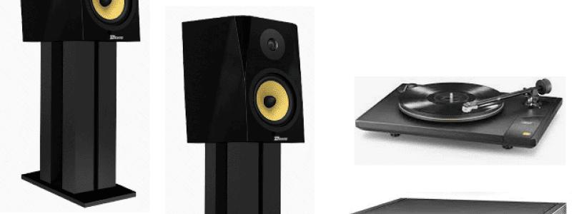 Mofi Studio Deck+ & Studio Tracker – Moon 340 ix Davis Nikita 3.0