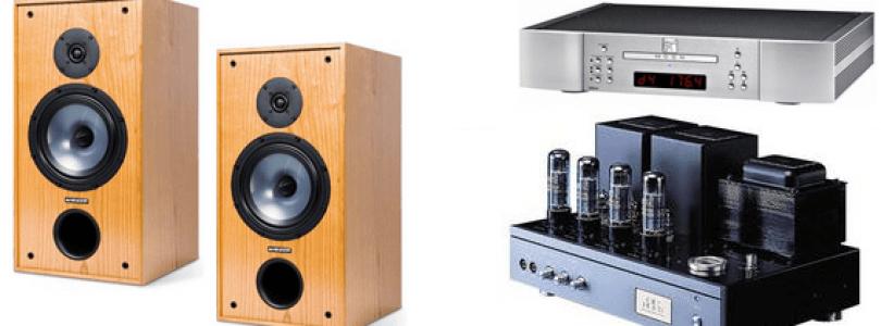 Lecteur CD Sim Audio Moon Néo 260 D – Amplificateur Air Tight ATM 1S – Enceintes Spendor SP2/3R²