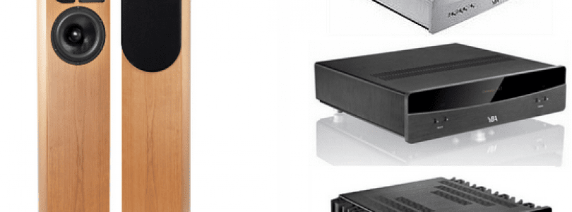 Drive YBA Passion CDT 450 –  YBA Genesis PRE 5 & A 6 – Enceintes Apertura Armonia Evolution