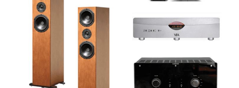 YBA CDT450 – Dac Audiomat Tempo 2.9 – Amplificateur Audiomat Aria – Enceintes PEL Kantor S3