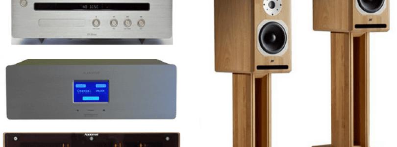 Audiomat Drive D1 – Dac Maestro 3 –  Amplificateur Audiomat Aria – Enceintes JMR Offrande Suprême V2