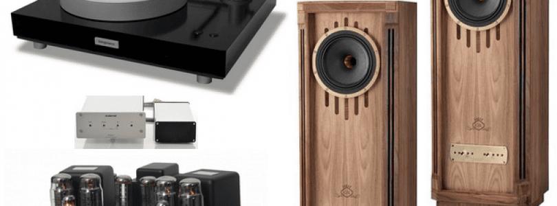 Bergmann – Ortofon – Audiomat – Cary – Tannoy