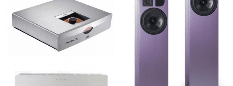 YBA Passion CD 430 – Audiomat Solfège Référence 20 – Apertura Edena Evolution