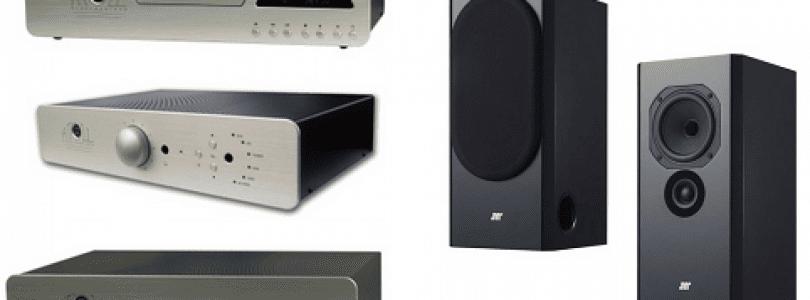 Atoll CD 100 SE-2 – PR 100 SE – AM 100 SE – Enceintes JMR Folia