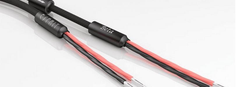 Nouveau banc d'essai : ESPRIT Beta 8G – câbles haut-parleurs