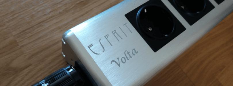 ESPRIT barrette secteur Volta