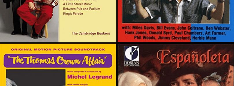 Sélection CD & vinyles février 2019