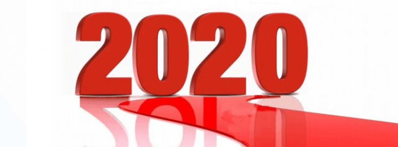 Une « drôle » d'année 2020