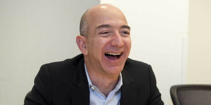 jeff-bezos, Amazon Quietly Eliminates List Prices
