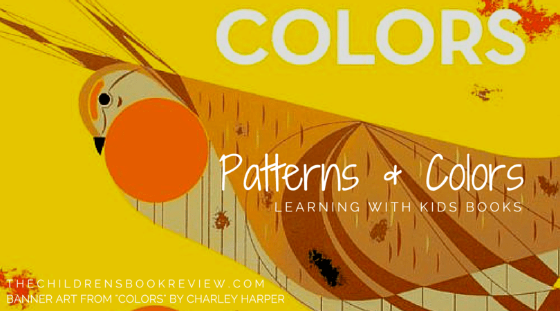 Learning Patterns and Colors with Kids Color Books-2