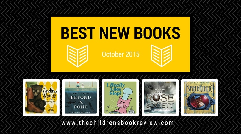 Best New Kids Stories | October 2015