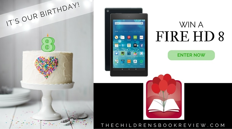 Win a Fire HD 8 Tablet | 8th Anniversary Giveaway-3