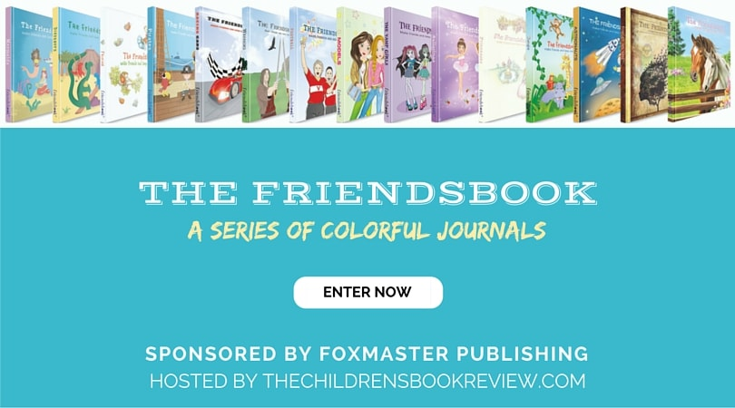 Friendsbook Children's Diaries | Book Giveaway-3