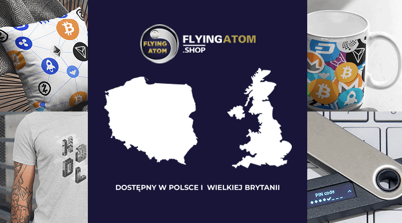 FlyingAtom Shop UK otwarty