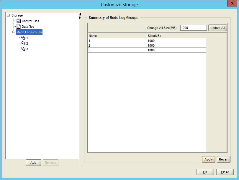 Oracle DBCA 12.2 - Step 12-1