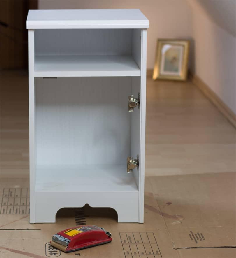 Ikea Hack Furnierte Mobel Mit Kreidefarbe Streichen Anleitung