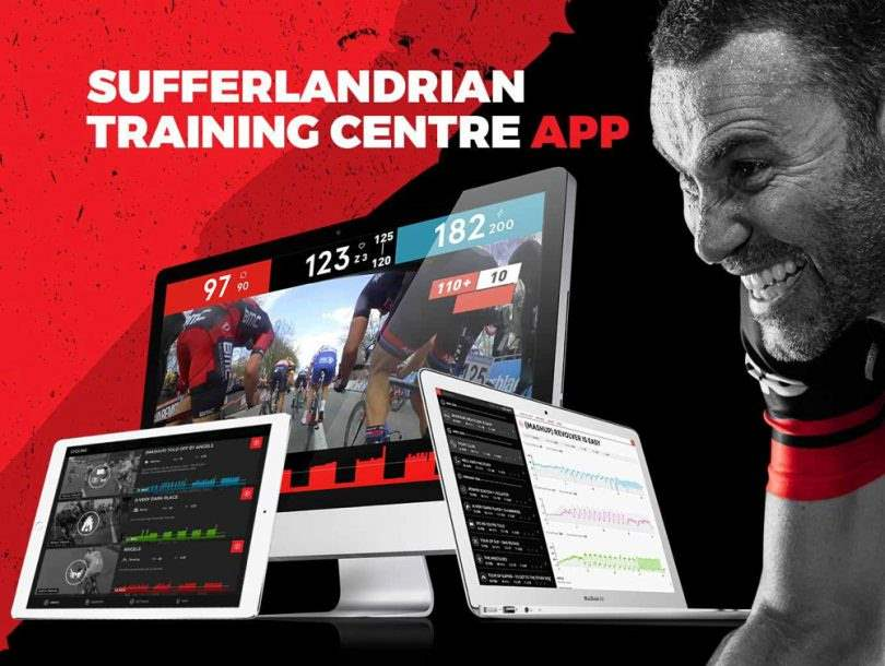The Sufferfest Updates App With Expanded Bluetooth Controls