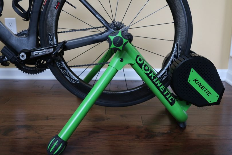 Kinetic Bike Trainer >> Hands On Kinetic Road Machine Smart Control Trainer Review Smart