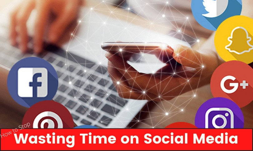 Wasting Time on Social Media