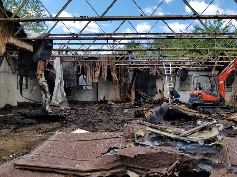 Debris removal service Northeast Pennsylvania