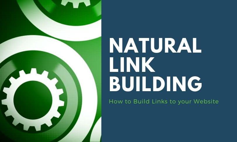 Natural Link Building