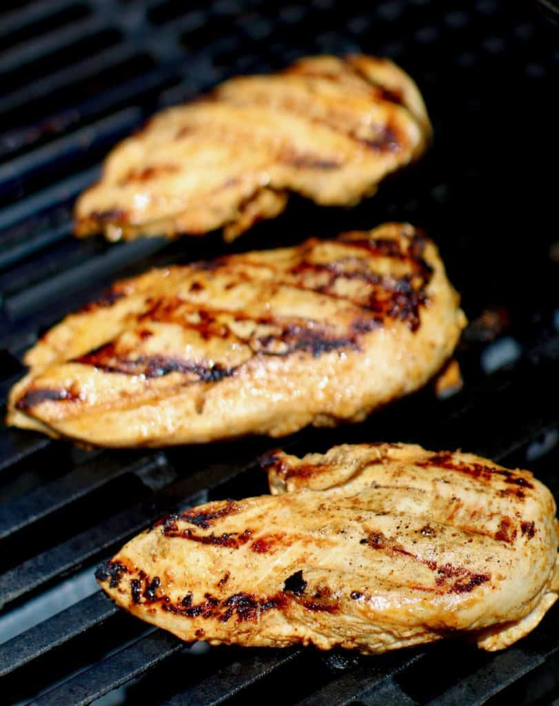 Pollo Loco (Grilled Lime Chicken)