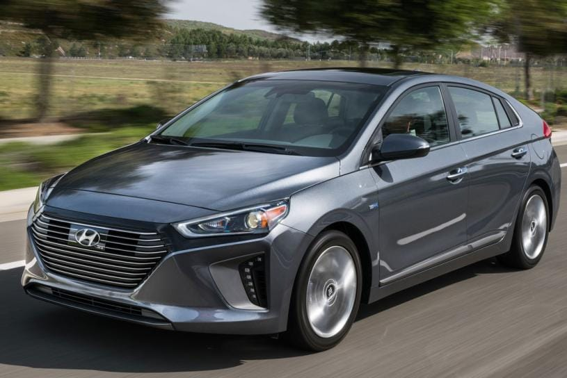2019 Hyundai Ioniq Electric Safest EV