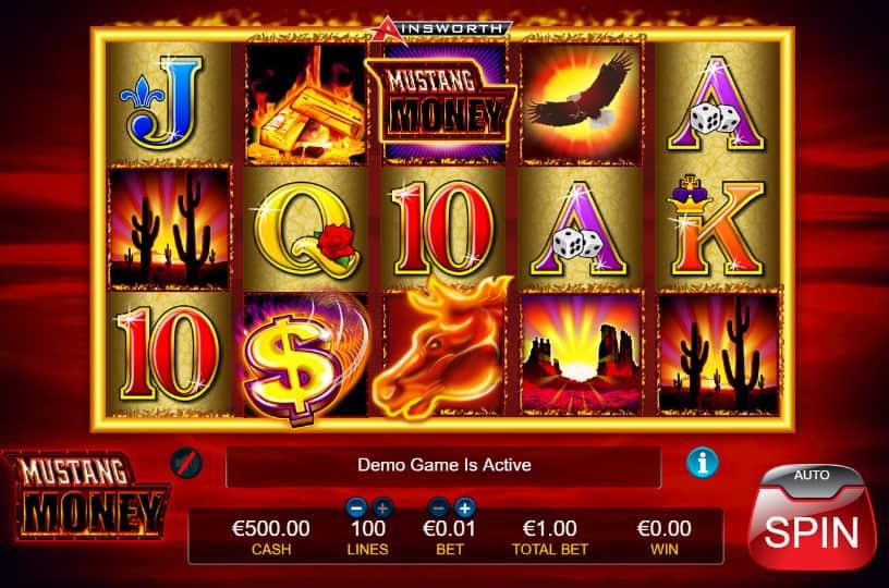 Mustang Money Slot