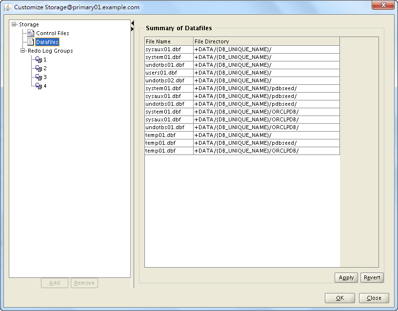 Oracle 19c Database Creation by DBCA - 12 - 02 - 03