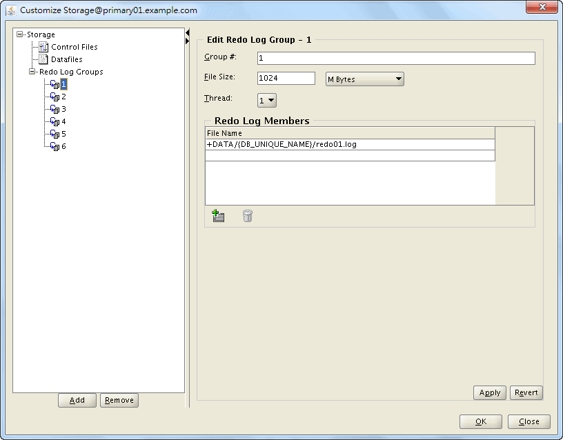 Oracle 19c Database Creation by DBCA - 12 - 02 - 04 - 01