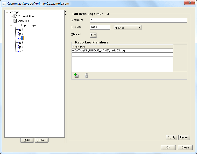 Oracle 19c Database Creation by DBCA - 12 - 02 - 04 - 03