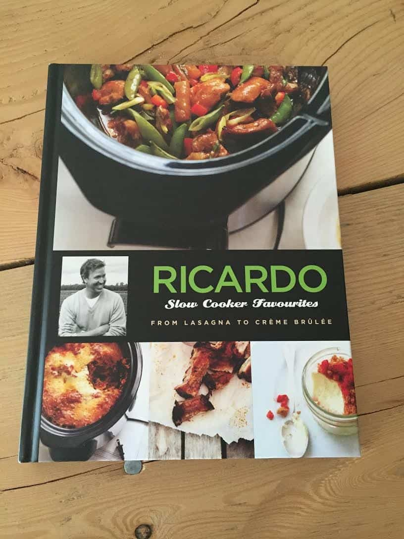 Ricardo Slow Cooker Favorites Cookbook