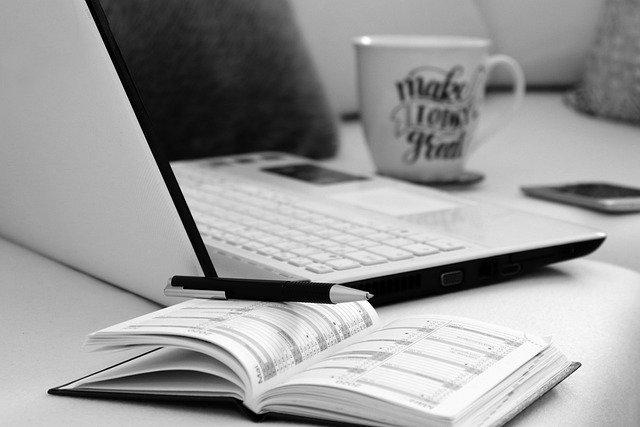 Home Office At Home Work Homework  - Bellahu123 / Pixabay