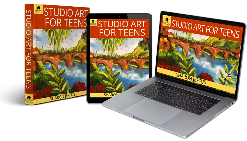 online art classes for high school