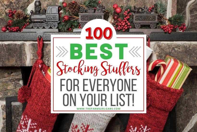 100 Best Stocking Stuffer Ideas