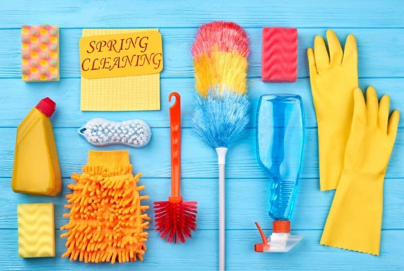 The Best Spring Cleaning Hacks feature