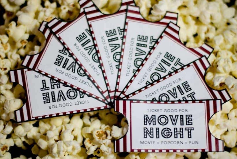Stay home and make it a family movie night! Grab some popcorn and pick one of these Best Family Night Movies to watch as a family. Which family movie will you pick?
