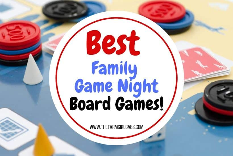 25 Best Board Games For Family Game Night