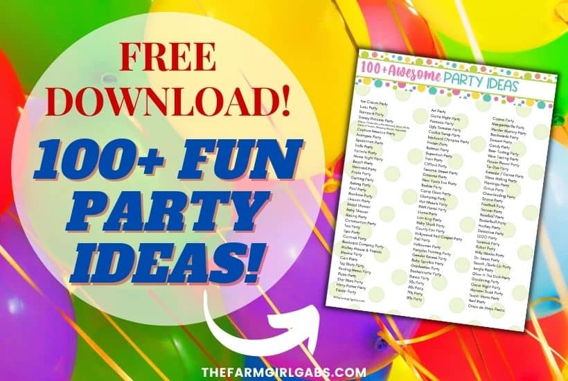 Celebrating a spring or summer birthday soon? If you are looking for some fun outdoor-themed birthday ideas for kids, check out this list of Outdoor Birthday Party Ideas for Kids.