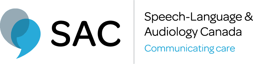Speech Language Audiology Canada (SAC)