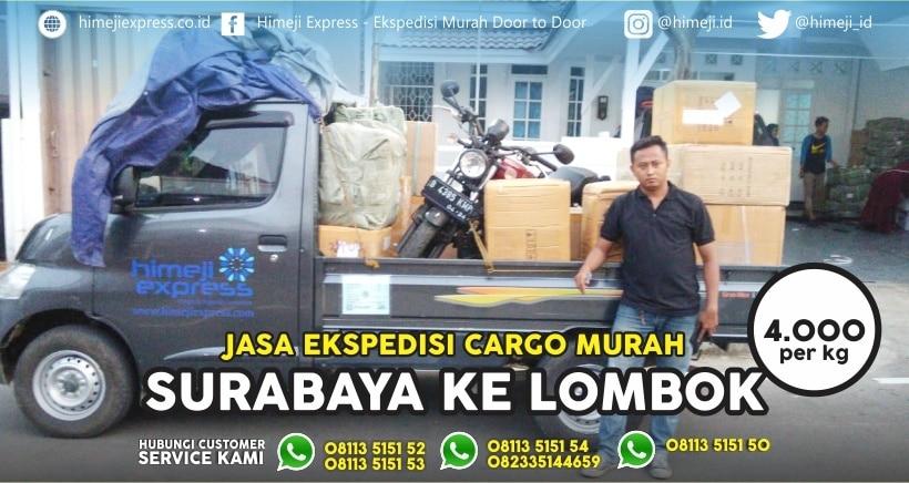 Jasa Ekspedisi Surabaya Lombok