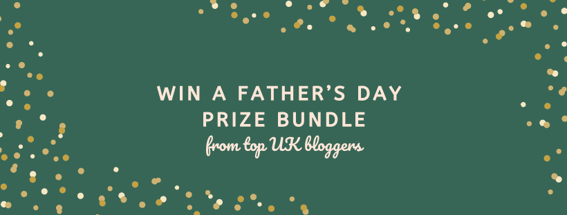 The Bloggers Father's Day Giveaway
