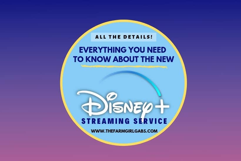 There is a new streaming service in town. Here is everything you need to know about the NEW Disney Plus Streaming Service which launches on November 12, 2019.